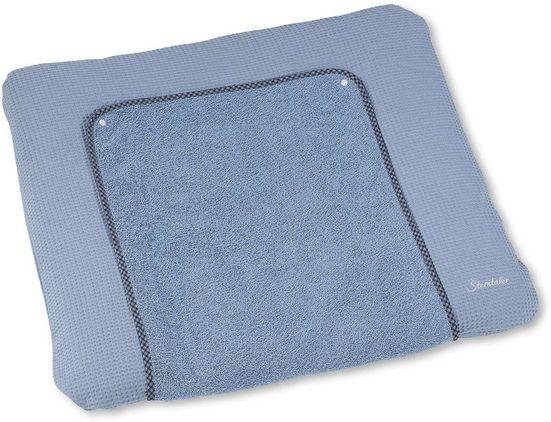 Sterntaler® Wickelauflagenbezug »Baylee, puder blue«
