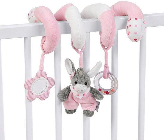 Sterntaler® Greifspielzeug »Spielzeugspirale Emmi Girl«