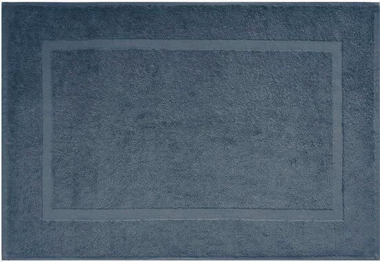 Badematte »Kristall« Dyckhoff, Höhe 2 mm, 2er Set Hotelmatte