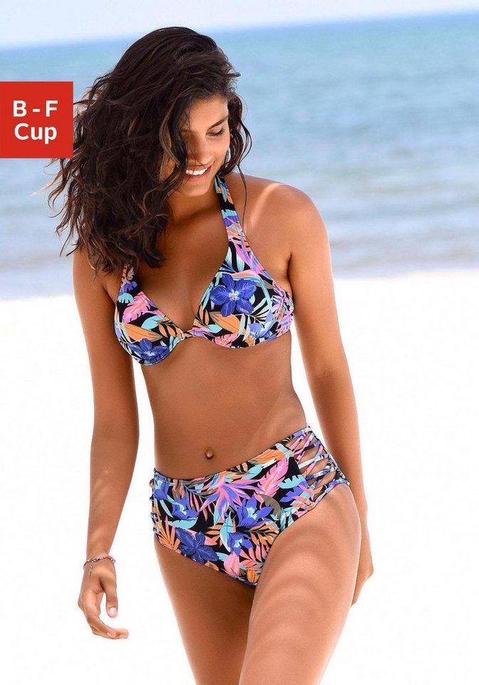 Bademode - Bench. Bügel Bikini Top »Pitch« ›  - Onlineshop OTTO