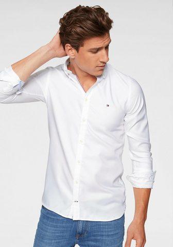 TOMMY HILFIGER Marškiniai ilgomis rankovėmis »SLIM ES...