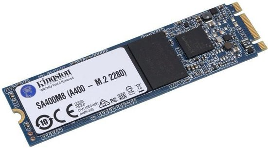 Kingston »A400 M.2« SSD (240 GB) 500 MB/S Lesegeschwindigkeit)