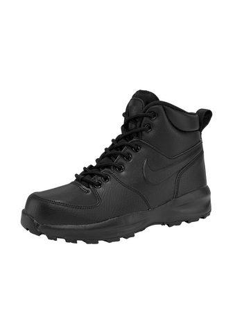 NIKE SPORTSWEAR Ботинки со шнуровкой »Manoa Leat...