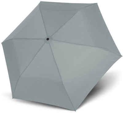 doppler® Taschenregenschirm »Zero 99 uni, Cool Grey«