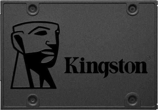 "Kingston »A400« SSD-Festplatte 2,5"" (120 GB) 500 MB/S Lesegeschwindigkeit)"