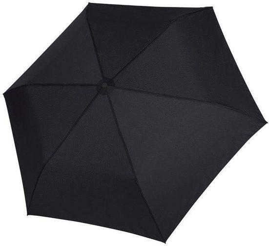 doppler® Taschenregenschirm »Zero 99 uni, Black«