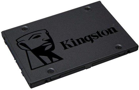 """Kingston »A400« SSD 2,5"""" (240 GB) 500 MB/S Lesegeschwindigkeit, 350 MB/S Schreibgeschwindigkeit)"""