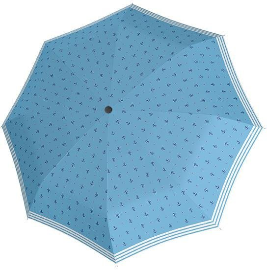 Regenschirme - doppler® Taschenregenschirm »Fiber Magic Sailor, Light Blue« ›  - Onlineshop OTTO