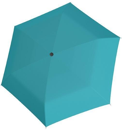 Regenschirme - doppler® Taschenregenschirm »Carbonsteel Mini Slim uni, Blue« ›  - Onlineshop OTTO