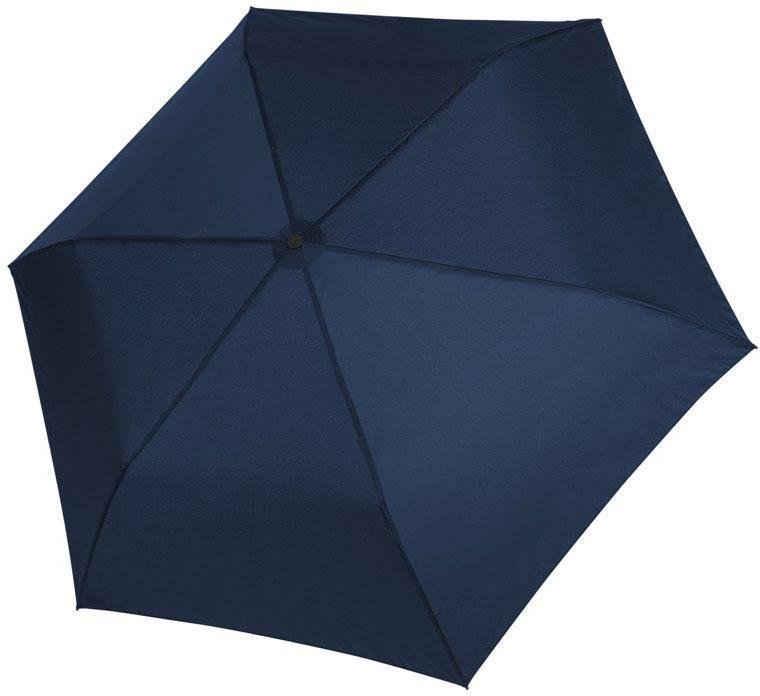 doppler® Taschenregenschirm »Zero 99 uni, Blue«