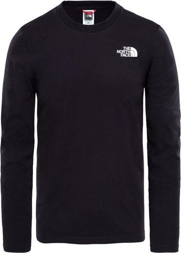 The North Face Sweatshirt »Easy LS Tee Herren«