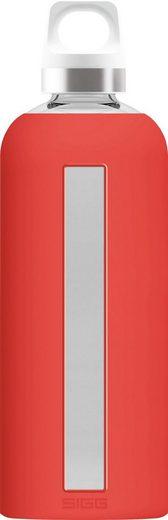 Sigg Trinkflasche »Star Glastrinkflasche 0,85l«