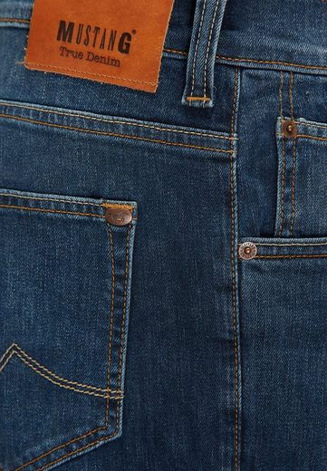 MUSTANG Jeans Hose »Chicago Tapered«