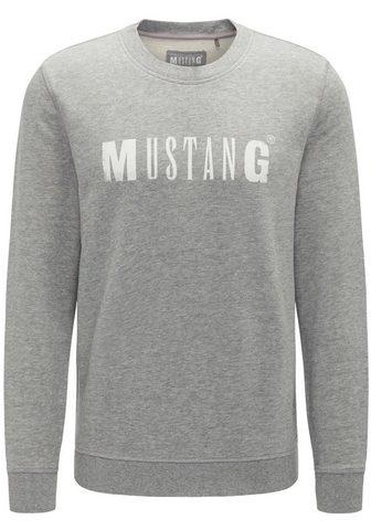 MUSTANG Megztinis »Logo Marškinėliai