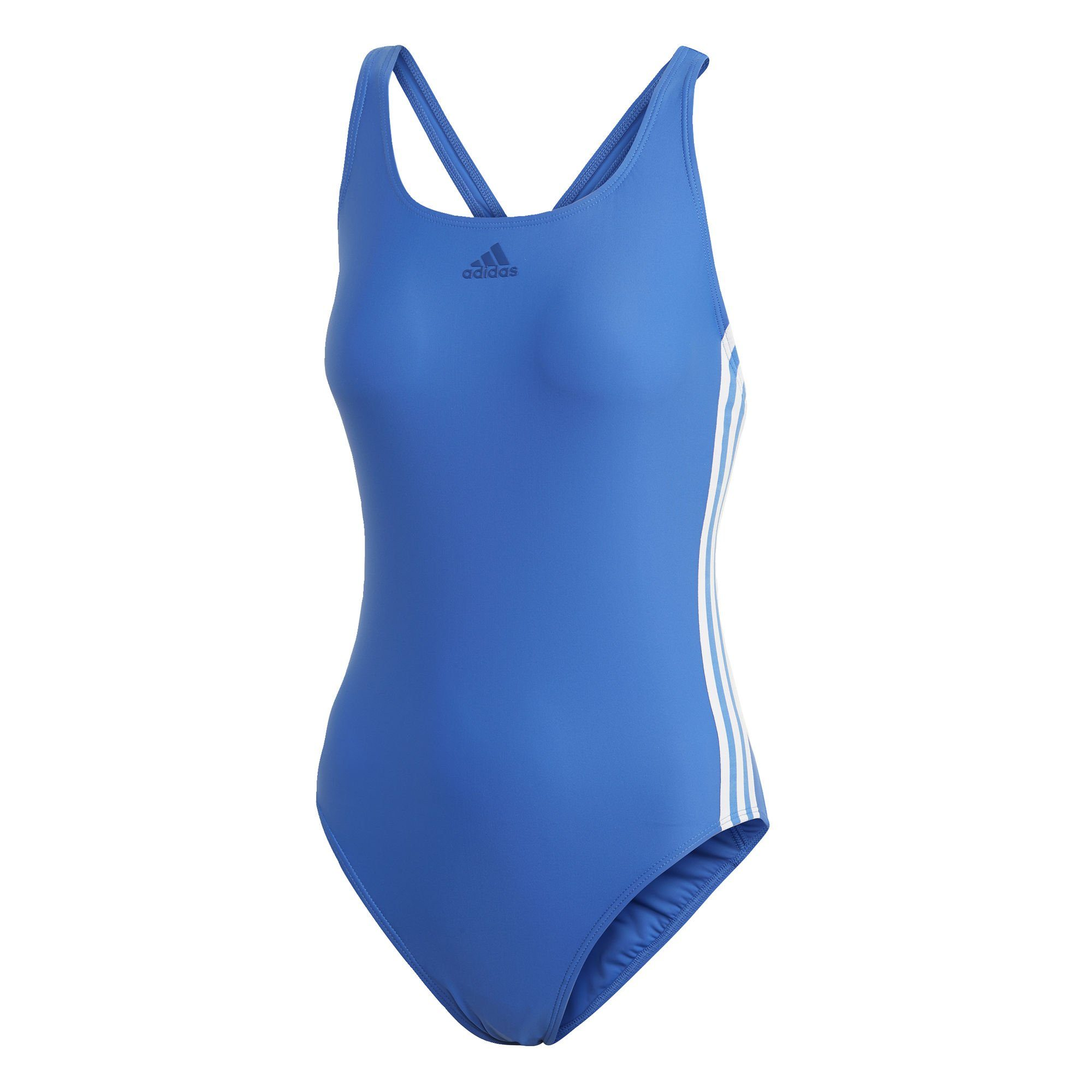 adidas Performance Kinder Badeanzug blau 140: Sport & Freizeit