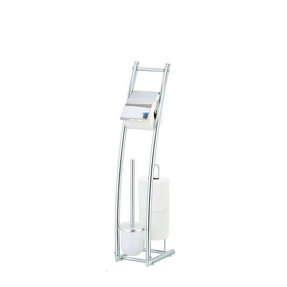 Sehr HTI-Line Toilettenpapierhalter mit WC-Bürste »Corse« online kaufen QR84