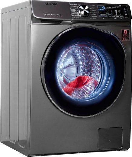 Samsung Waschtrockner WD6600 QuickDrive WD8EN642OAX, 8 kg, 5 kg 1400 U/min