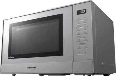 Panasonic Mikrowelle NN-GT47KMGPG, Grill, 31 l