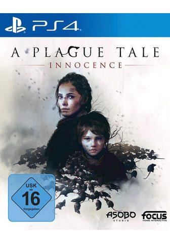 A Plague Tale: Innocence PlayStation 4...