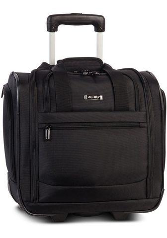 FABRIZIO ® Medžiaginis lagaminas ant ratukų