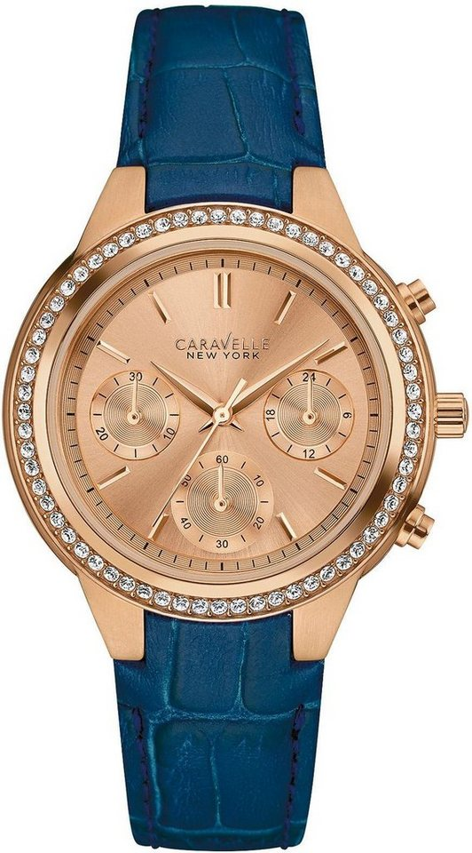 caravelle new york -  Chronograph »44L183«