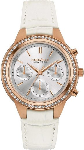 Caravelle New York Chronograph »44L214«