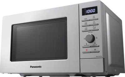 Panasonic Mikrowelle NN-S29KSMEPG, Mikrowelle, 20 l