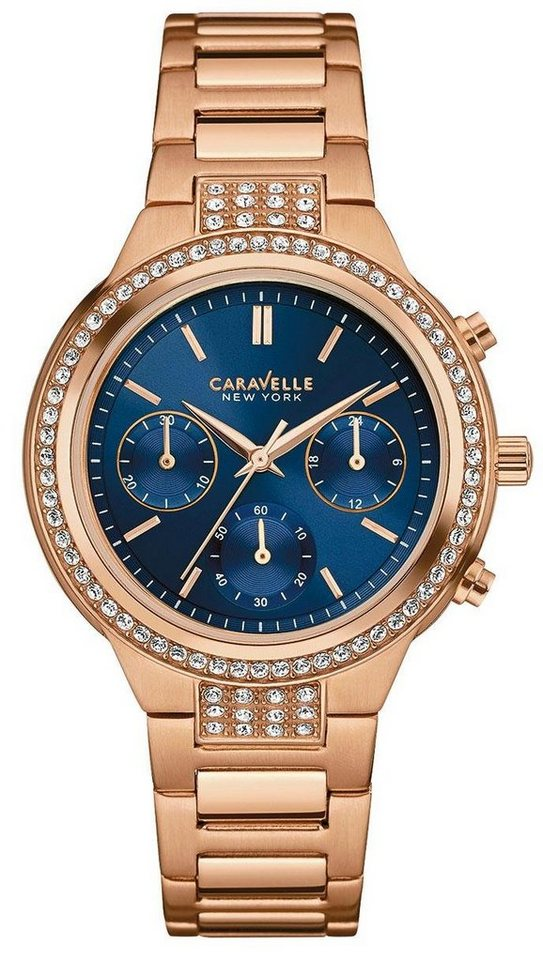caravelle new york -  Chronograph »44L181«