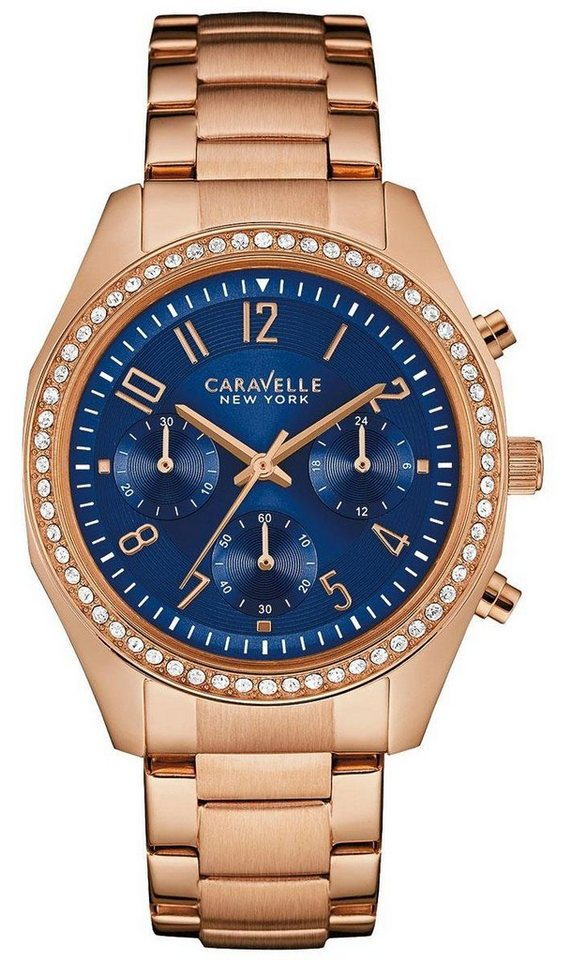 caravelle new york -  Chronograph »44L196«