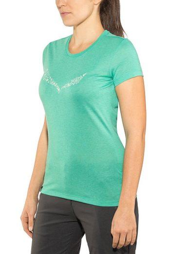 Salewa T-Shirt »Solid Dri-Release SS Tee Damen«