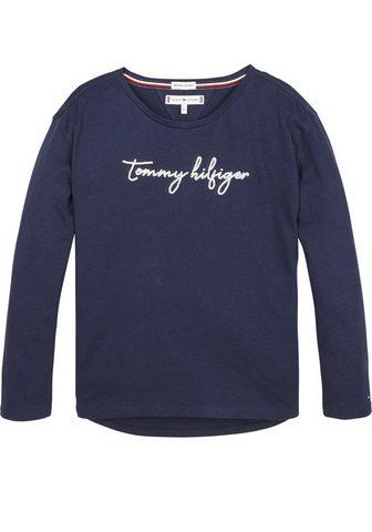 TOMMY HILFIGER Marškinėliai ilgomis rankovėmis »SEQUI...