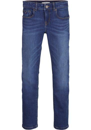 TOMMY HILFIGER Stretch-Jeans »NORA RR SKINNY MMST«