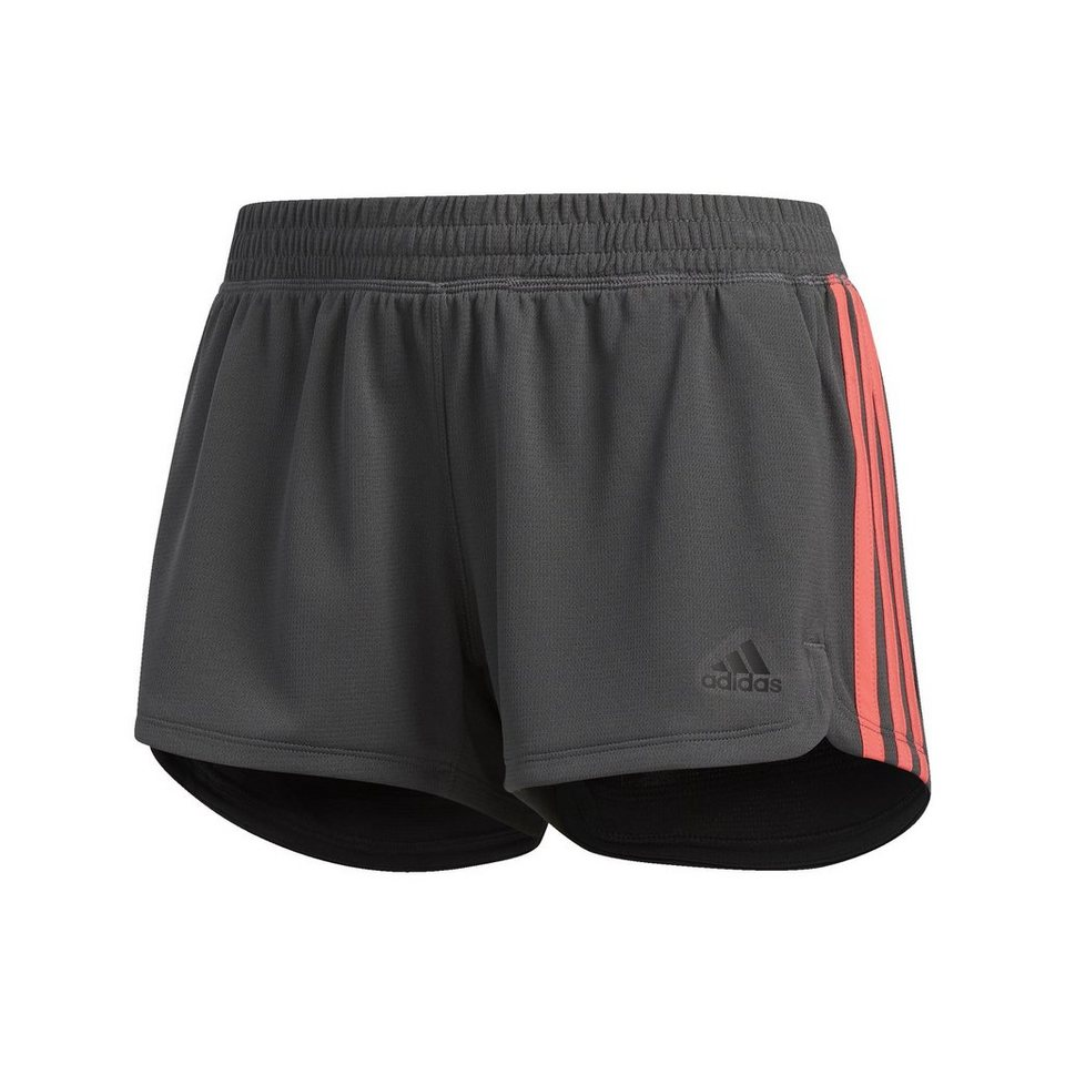 f19bd5fe79b0f8 adidas Performance Shorts »Pacer 3-Streifen Knit Shorts« Clima ...