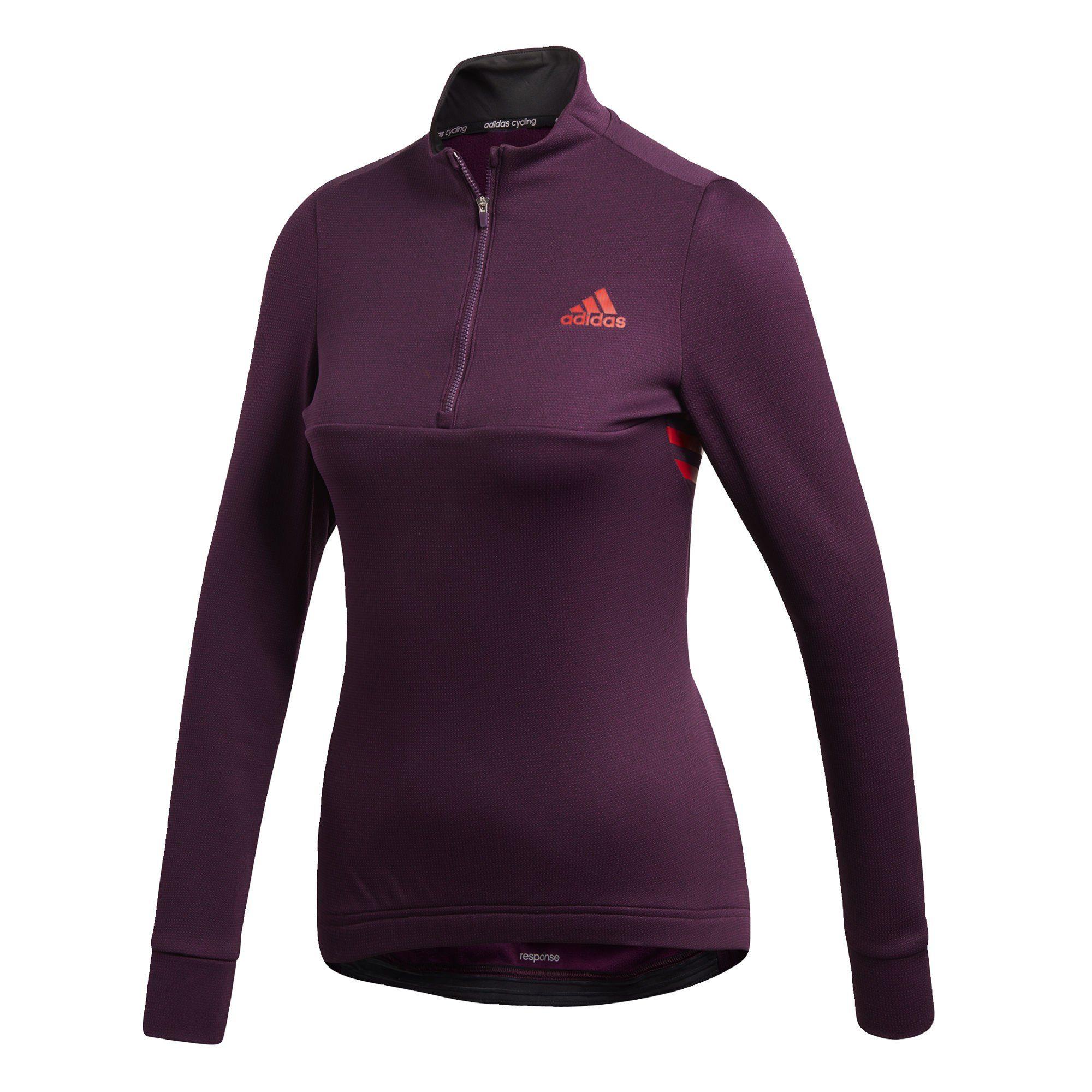 adidas Performance Sweatshirt »Warmtefront«, Drei elastische Einschubtaschen am unteren Rücken online kaufen   OTTO