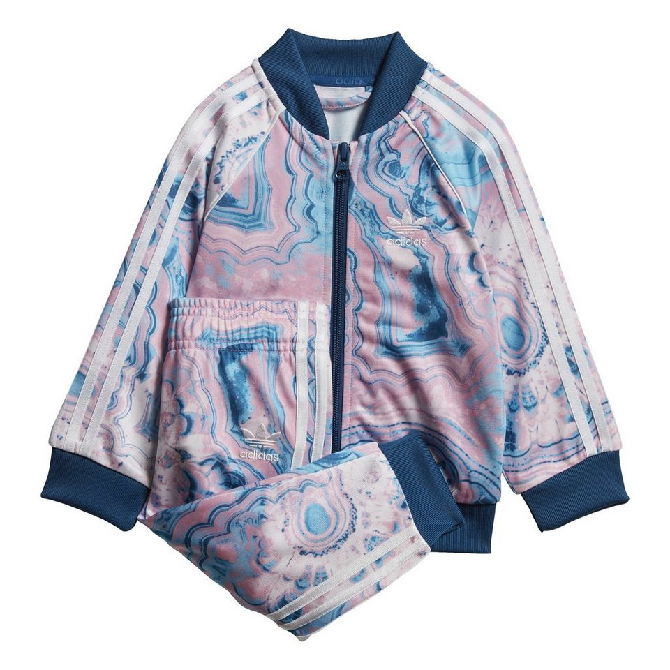 am besten bewerteten neuesten tolle Passform 50% Preis adidas Originals Trainingsanzug »Marble SST Trainingsanzug«, AOP PACK  online kaufen | OTTO