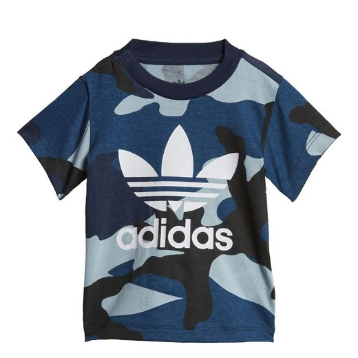 adidas Originals T-Shirt »Camouflage T-Shirt« adicolor