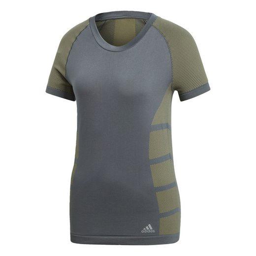 adidas Performance T-Shirt »Primeknit Cru T-Shirt« UltraBoost