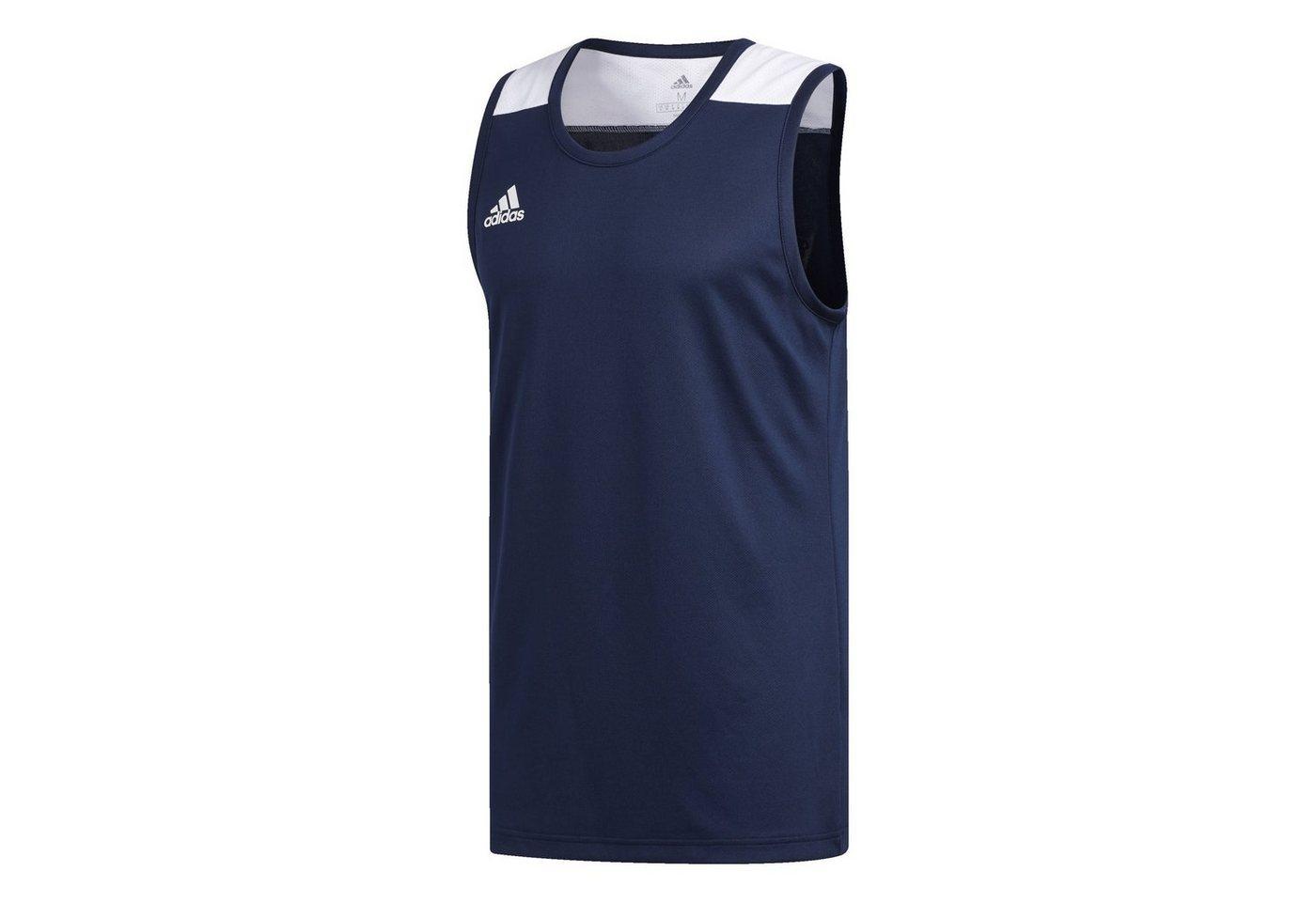 adidas Performance Basketballtrikot »Creator 365 Jersey« | Sportbekleidung > Trikots > Basketballtrikots | Blau | Polyester | adidas Performance