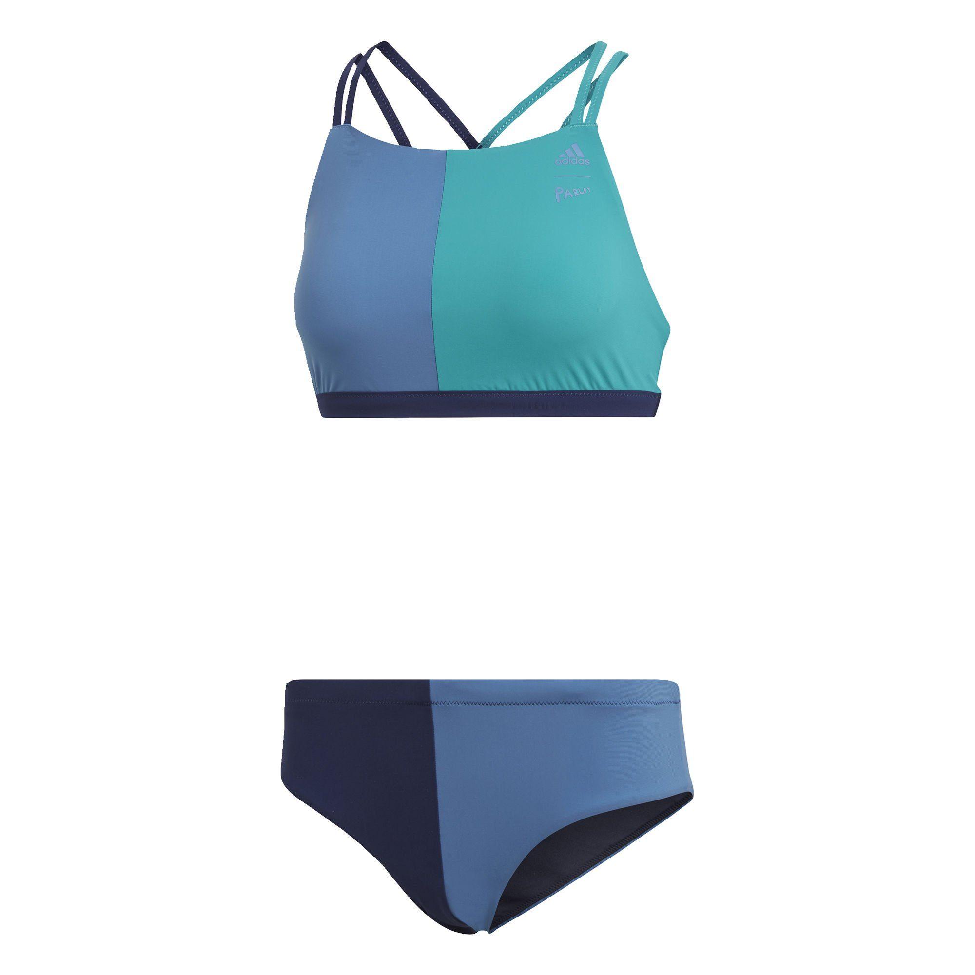 adidas Performance Bandeau Bikini »Amphi Hipster Bikinihose