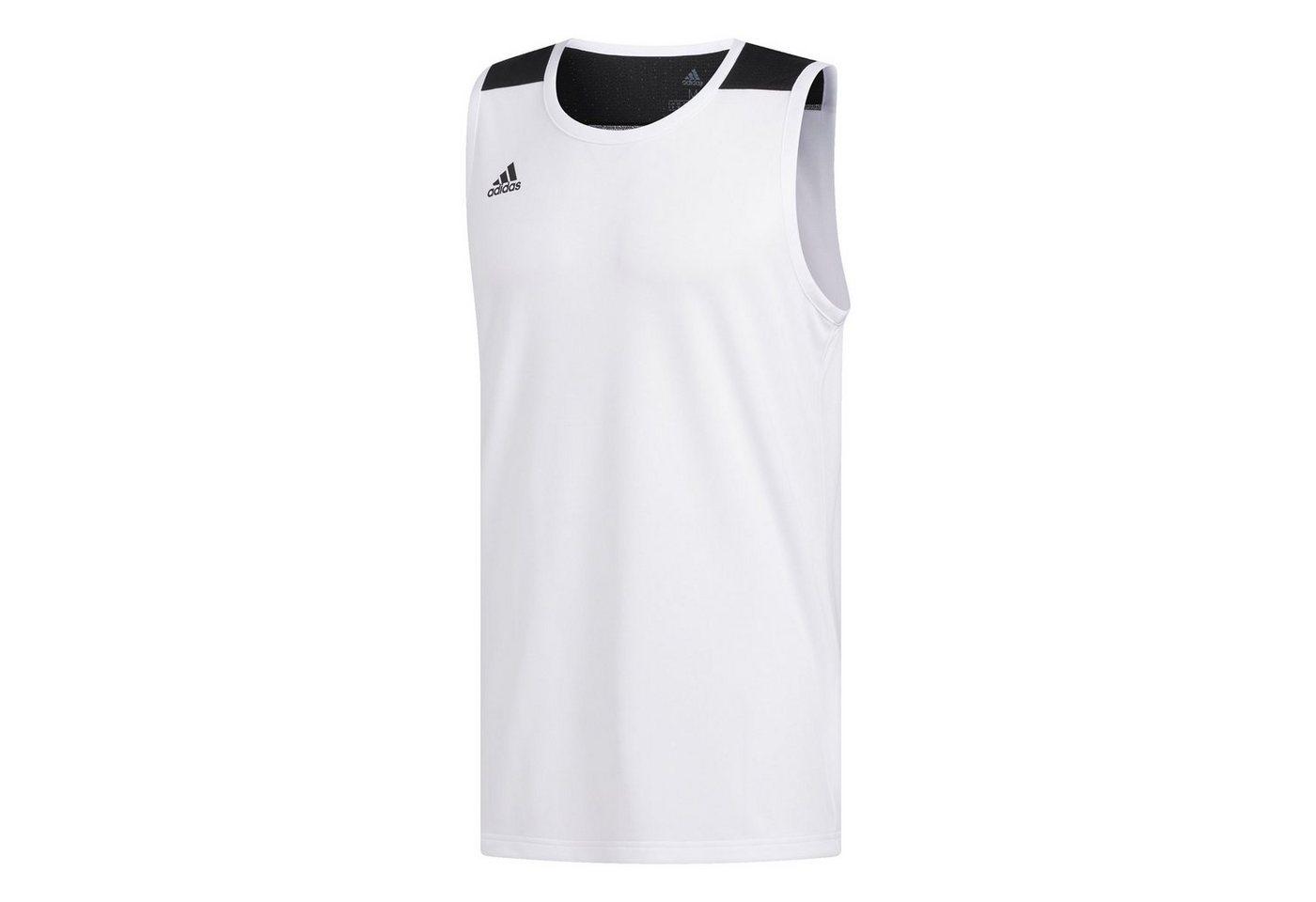 adidas Performance Basketballtrikot »Creator 365 Jersey«   Sportbekleidung > Trikots > Basketballtrikots   Weiß   Polyester   adidas Performance