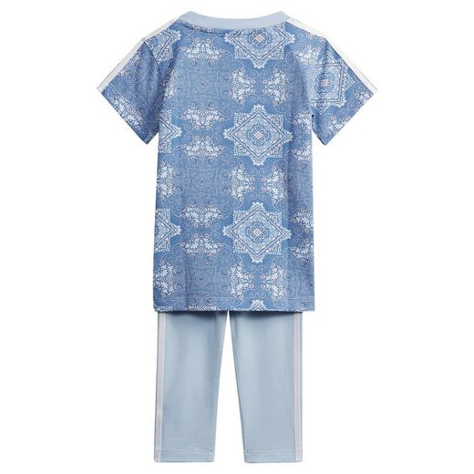 adidas Originals Trainingsanzug »Culture Clash T-Shirt-Kleid-Set«, AOP PACK