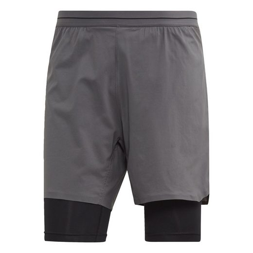 adidas Performance Shorts »Agravic Two-in-One Shorts«