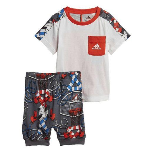adidas Performance Trainingsanzug »Style Sommer-Set«