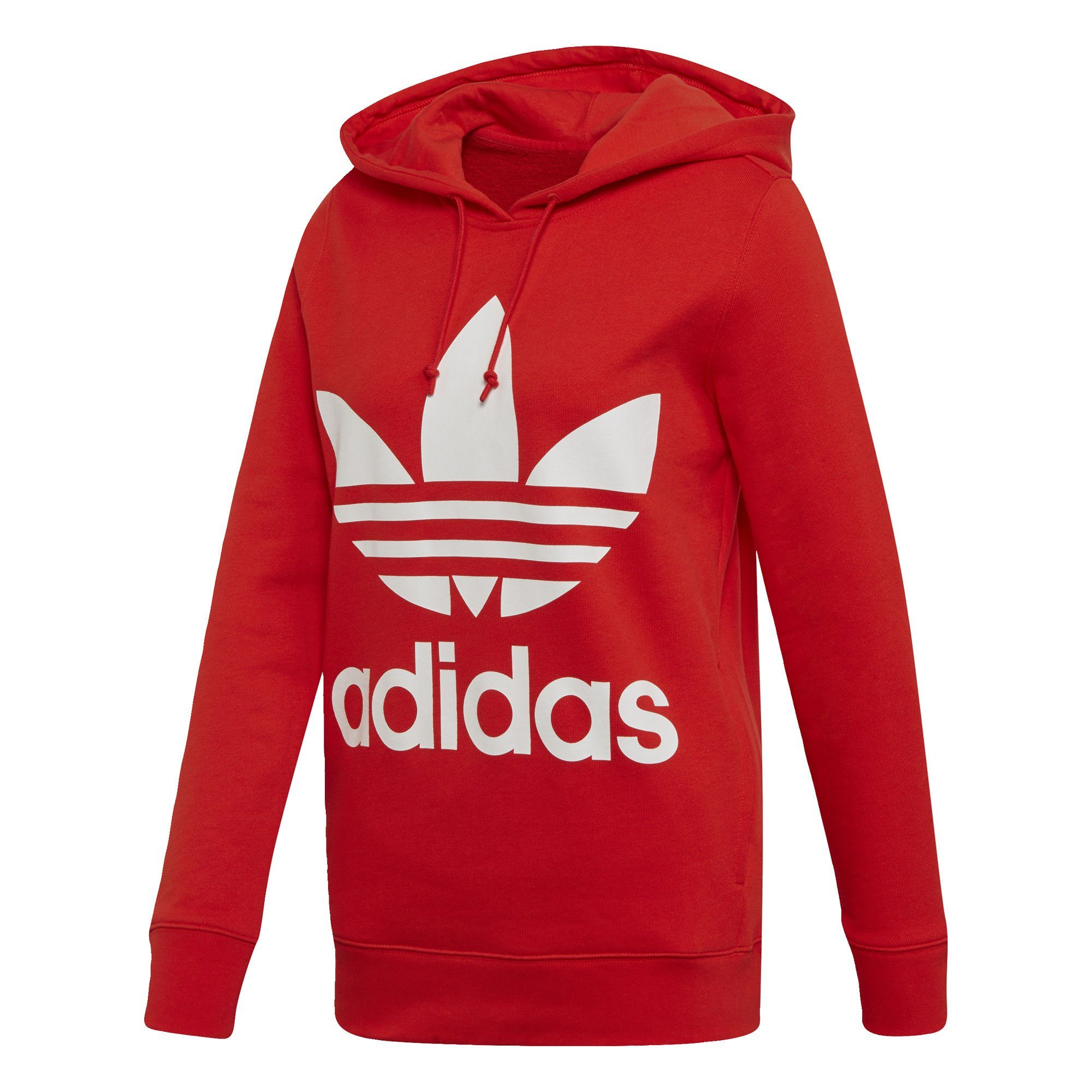 adidas Originals Sweatjacke »V Day Trefoil Hoodie« | OTTO
