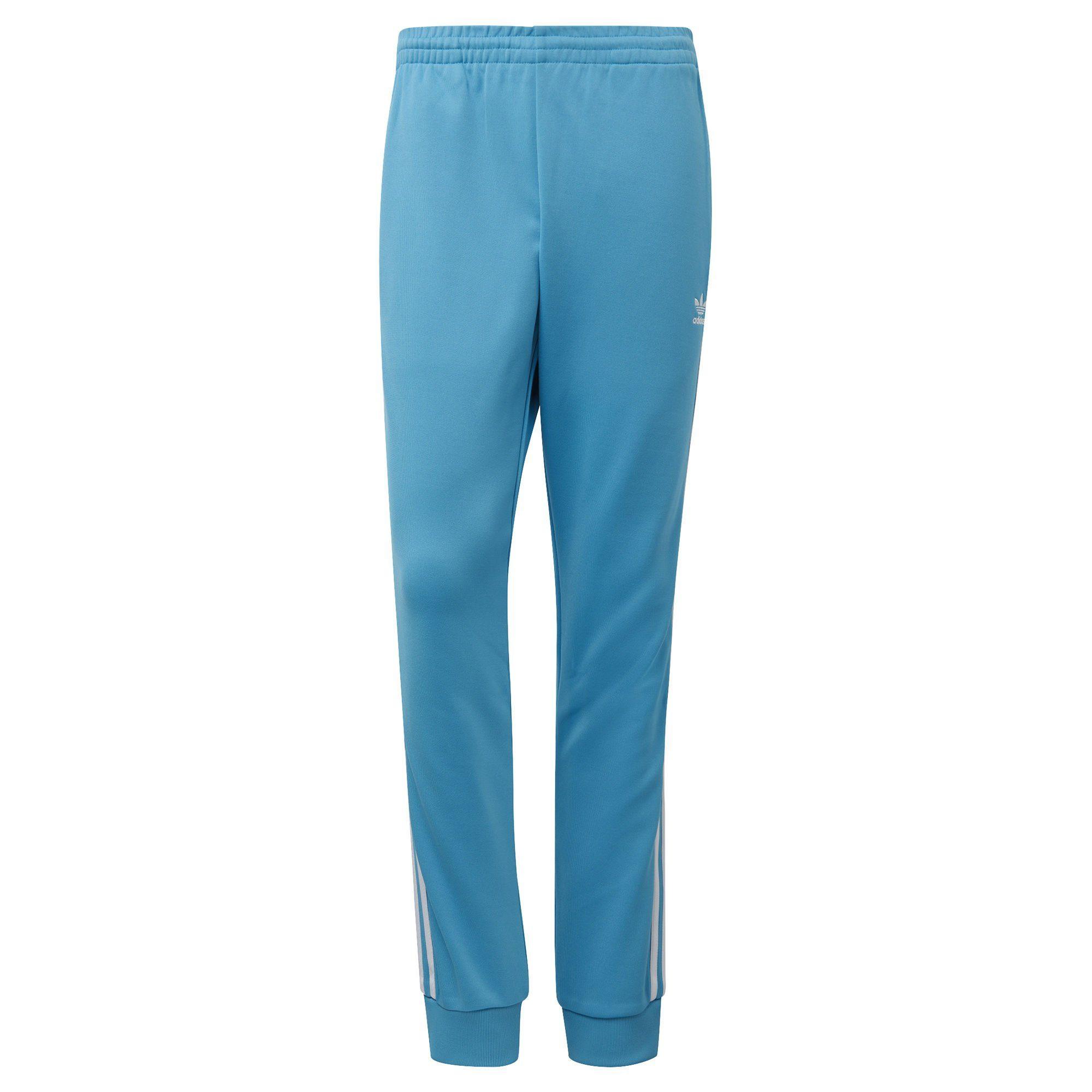 adidas SST Trainingshose blau