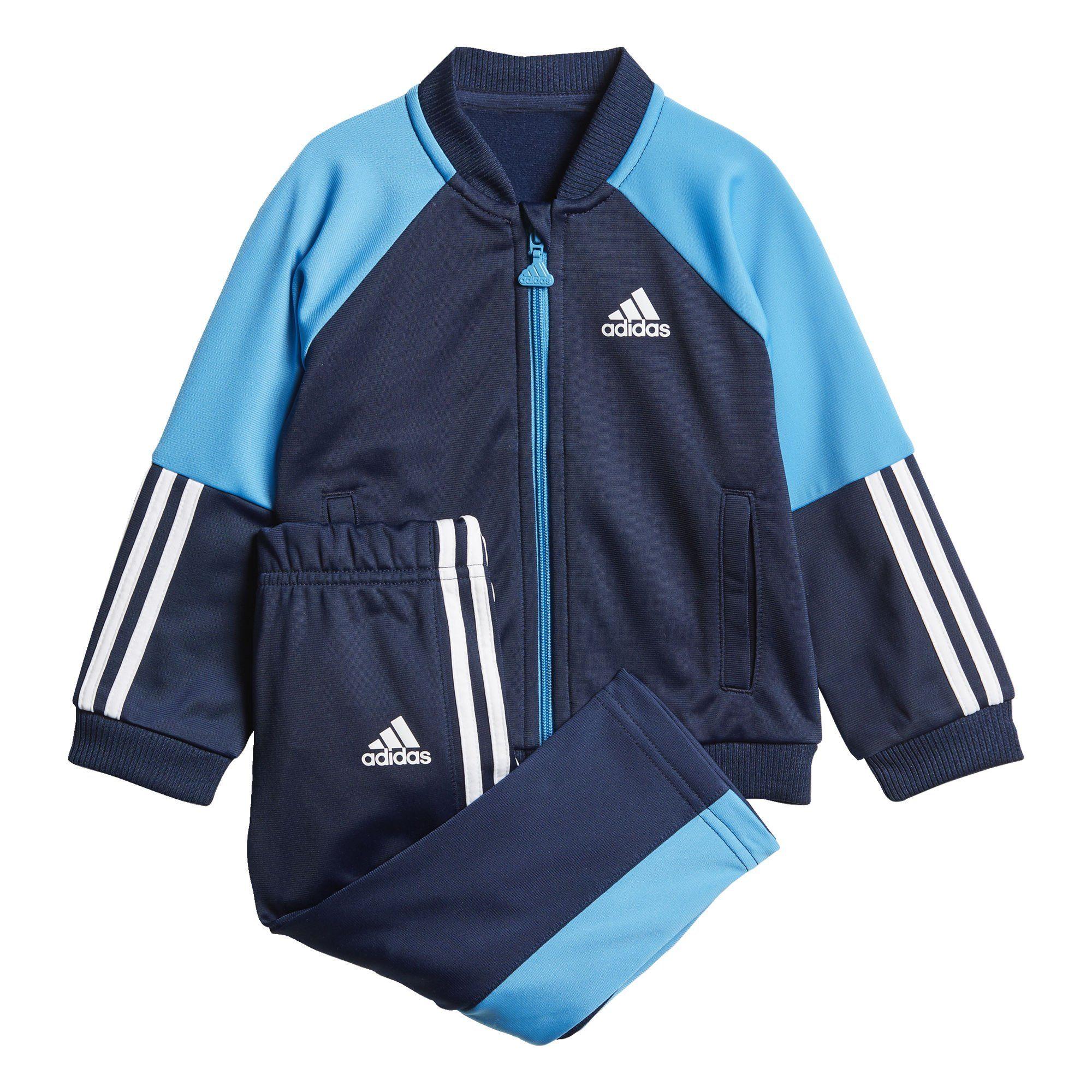 adidas Performance Trainingsanzug »Shiny Trainingsanzug«, Jacke und Hose: Regulär geschnitten online kaufen | OTTO