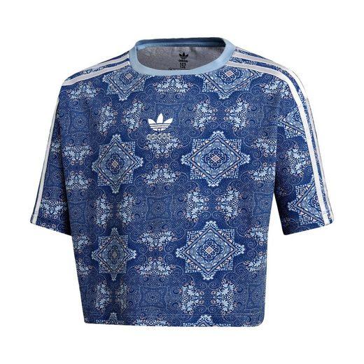 adidas Originals T-Shirt »Culture Clash 3-Streifen T-Shirt« AOP PACK