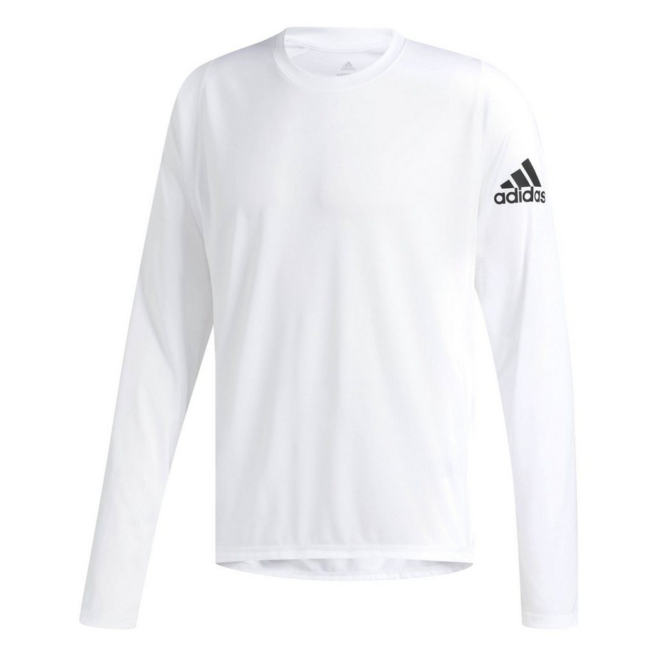 e9be922f3f74b adidas Performance Langarmshirt »FreeLift Sport Solid Badge of Sport  Longsleeve« Clima
