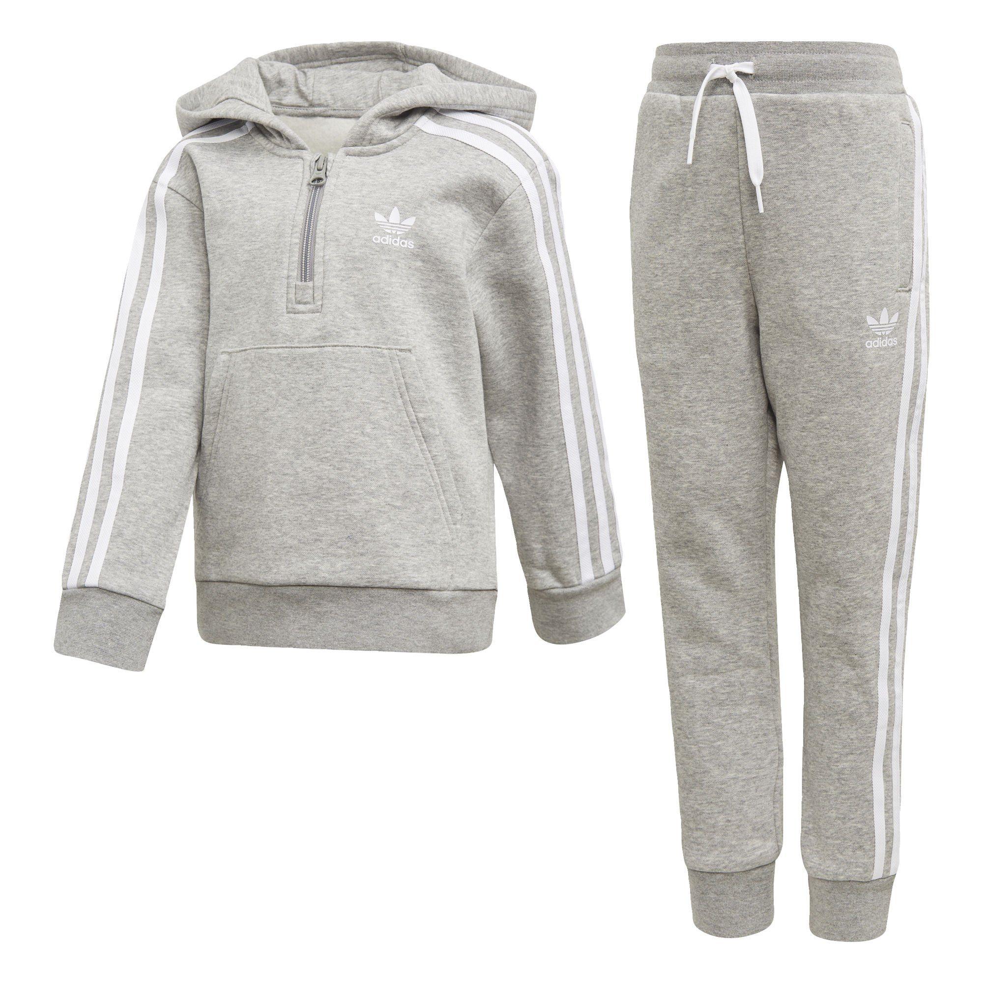 adidas Originals Trainingsanzug »Fleece Hoodie Set«, adicolor online kaufen | OTTO