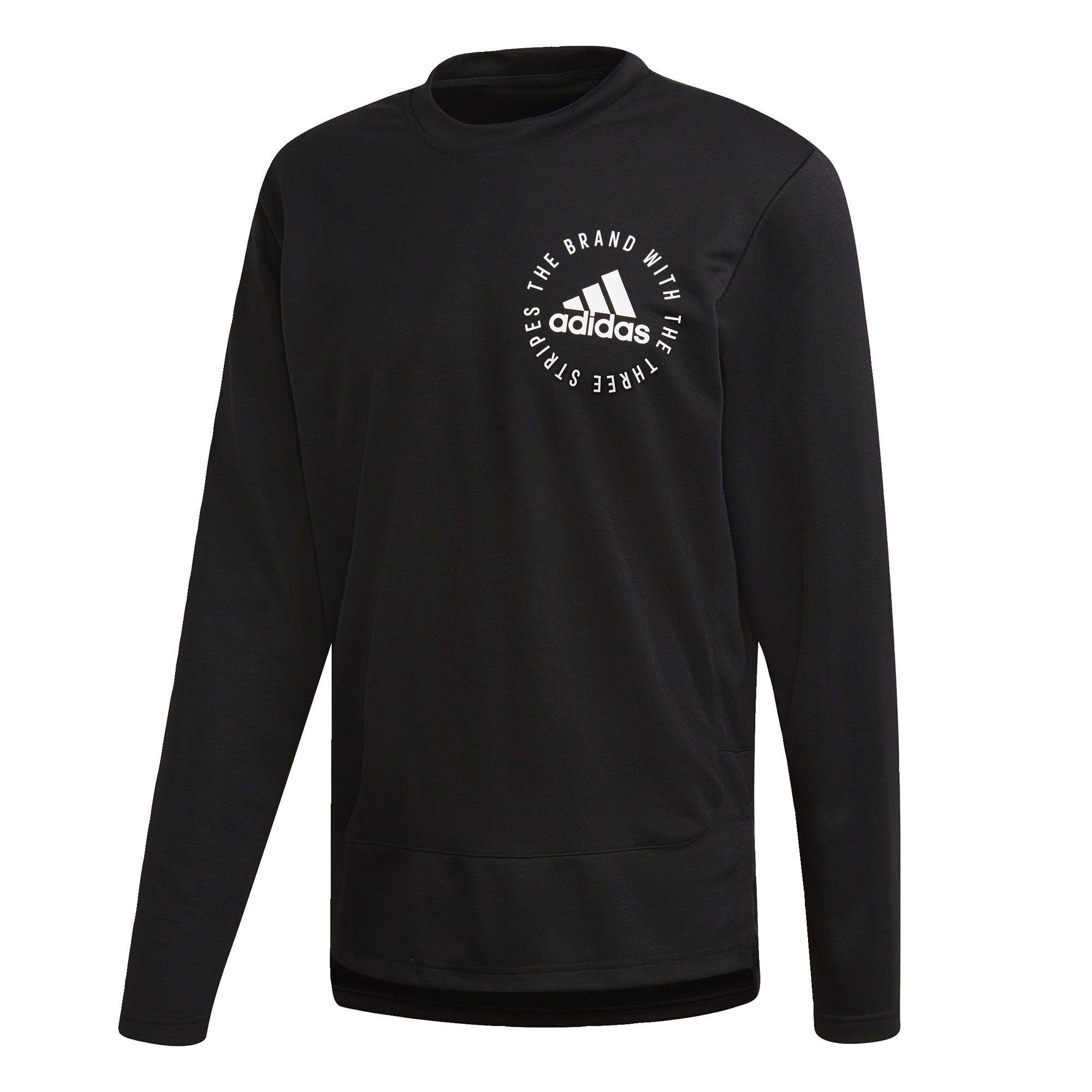 adidas Performance Sweatshirt »Sport ID Mesh Pullover« Sport ID online kaufen | OTTO